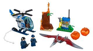 LEGO 10756 - LEGO Juniors - Pteranodon szökés