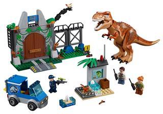LEGO 10758 - LEGO Juniors - T-Rex kitörés