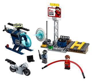 LEGO 10759 - LEGO Juniors - The Incredibles: Nyúlánka üldözése a ...