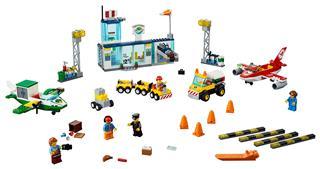 LEGO 10764 - LEGO Juniors - City Központi Repülőtér
