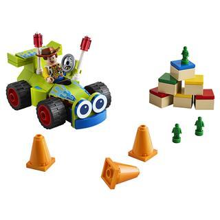 LEGO 10766 - LEGO Toy Story - Woody és az RC