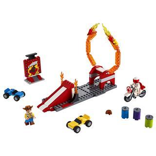LEGO 10767 - LEGO Toy Story - Duke Caboom kaszkadőr bemutatója
