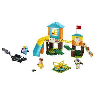 LEGO 10768 - LEGO Toy Story - Buzz és Bo Peep játszótéri kalandjai