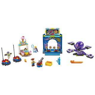 LEGO 10770 - LEGO Toy Story - Buzz és Woody karneválmániája