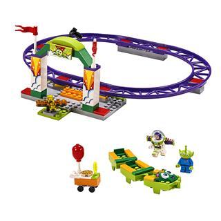 LEGO 10771 - LEGO Toy Story - Karneváli hullámvasút