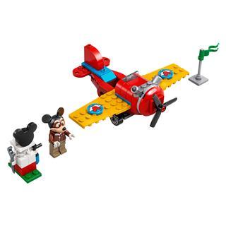 LEGO 10772 - LEGO Disney - Mickey egér légcsavaros repülőgépe
