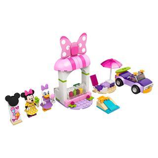 LEGO 10773 - LEGO Disney - Minnie egér fagylaltozója