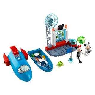 LEGO 10774 - LEGO Disney - Mickey egér és Minnie egér űrrakétája