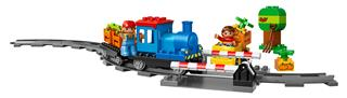 LEGO 10810 - LEGO DUPLO - Tologatós vonat
