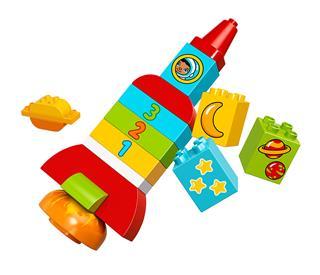 LEGO 10815 - LEGO DUPLO - Első rakétám