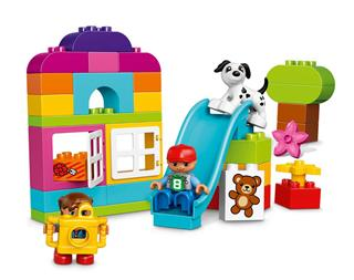 LEGO 10820 - LEGO DUPLO - Kreatív építőkocka