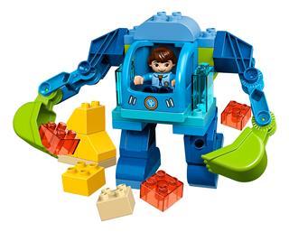 LEGO 10825 - LEGO DUPLO - Miles Exo-Flex ruhája