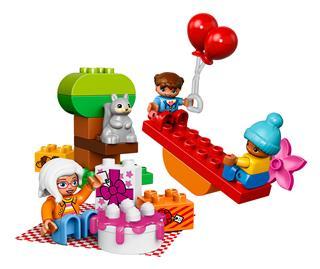 LEGO 10832 - LEGO DUPLO - Születésnapi piknik