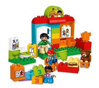 LEGO 10833 - LEGO DUPLO - Óvoda