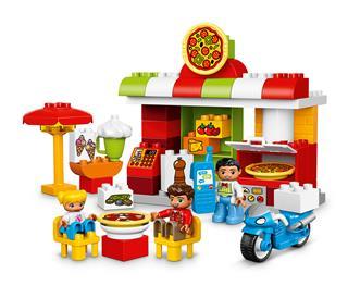 LEGO 10834 - LEGO DUPLO - Pizzéria