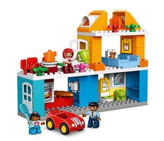 LEGO 10835 - LEGO DUPLO - Családi ház