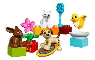 LEGO 10838 - LEGO DUPLO - Házikedvencek