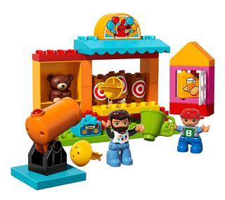 LEGO 10839 - LEGO DUPLO - Céllövölde