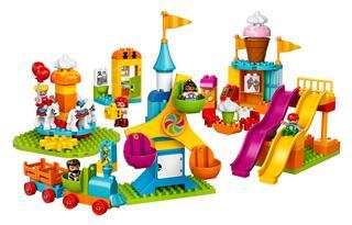 LEGO 10840 - LEGO DUPLO - Nagy vidámpark