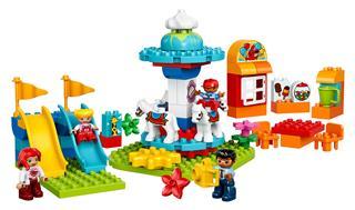 LEGO 10841 - LEGO DUPLO - Családi vidámpark