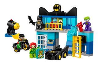 LEGO 10842 - LEGO DUPLO - Denevérbarlang kihívás