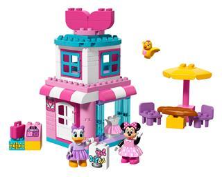 LEGO 10844 - LEGO DUPLO - Minnie egér butikja