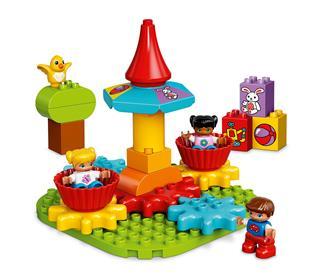 LEGO 10845 - LEGO DUPLO - Első körhintám