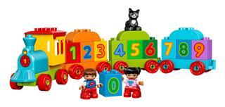 LEGO 10847 - LEGO DUPLO - Számvonat