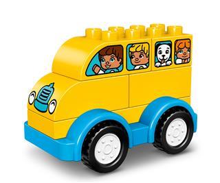 LEGO 10851 - LEGO DUPLO - Első autóbuszom