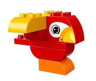 LEGO 10852 - LEGO DUPLO - Első madaram