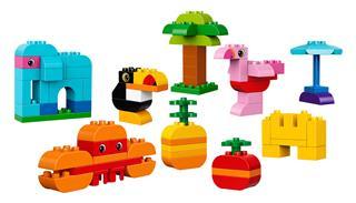 LEGO 10853 - LEGO DUPLO - LEGO® DUPLO® Kreatív építőkészlet