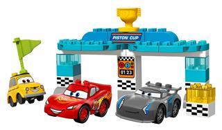 LEGO 10857 - LEGO DUPLO - Szelep kupa verseny