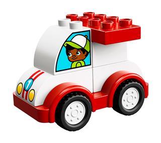 LEGO 10860 - LEGO DUPLO - Első versenyautóm