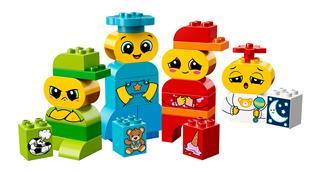 LEGO 10861 - LEGO DUPLO - Első érzelmeim