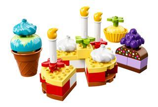 LEGO 10862 - LEGO DUPLO - Első ünneplésem