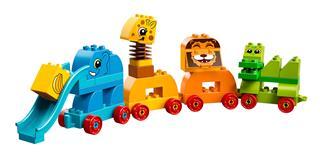 LEGO 10863 - LEGO DUPLO - Első állatos dobozom