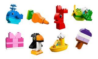 LEGO 10865 - LEGO DUPLO - Mókás alkotások