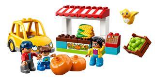 LEGO 10867 - LEGO DUPLO - Farmerek piaca