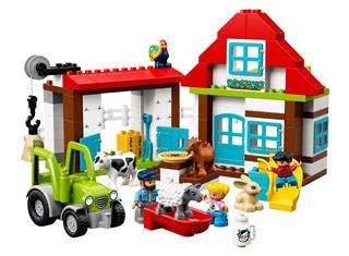 LEGO 10869 - LEGO DUPLO - Kalandok a farmon