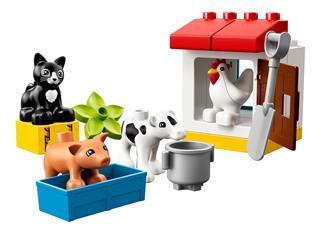 LEGO 10870 - LEGO DUPLO - Háziállatok