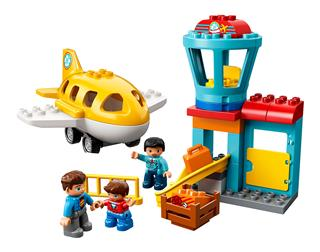 LEGO 10871 - LEGO DUPLO - Repülõtér