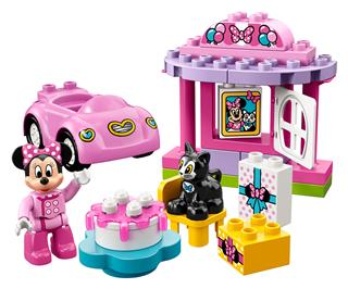 LEGO 10873 - LEGO Disney - Minnie születésnapi zsúrja