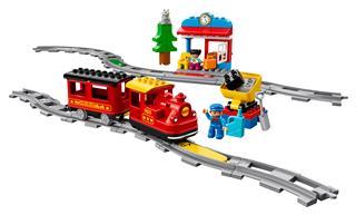 LEGO 10874 - LEGO DUPLO - Gőzmozdony