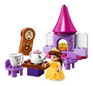 LEGO 10877 - LEGO DUPLO - Belle teapartija