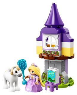 LEGO 10878 - LEGO DUPLO - Aranyhaj tornya