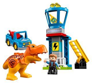 LEGO 10880 - LEGO DUPLO - T-Rex torony