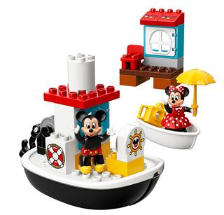 LEGO 10881 - LEGO Disney - Miki csónakja