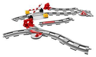 LEGO 10882 - LEGO DUPLO - Vasúti pálya