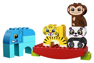 LEGO 10884 - LEGO DUPLO - Első egyensúlyozó állataim