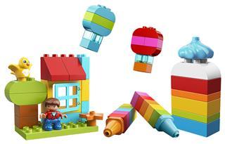 LEGO 10887 - LEGO DUPLO - Kreatív szórakozás